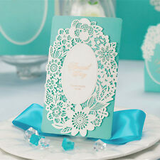 20 Wedding Invitation Cards with Envelopes Seals, Custom Personalized Printing