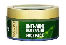 Vaadi Herbals Anti Acne Aloe Vera Face Pack Enriched Oil Reduce Dark Spots - 70g