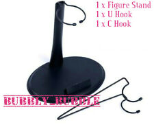 1/6 Figure Stand With Name Plate For Narrow Shoulder Figure  SHIP FROM USA
