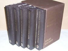 Folio Society GREAT PHILOSOPHERS Ancient World 5 vols