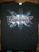 BULLET FOR MY VALENTINE. SECRET SHOW T-SHIRT. (RARE) NEVER WORN