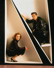 David Duchovny & Gillian Anderson (10816) 8x10 Photo