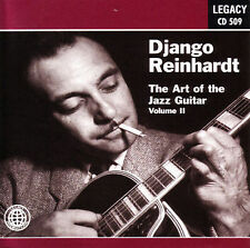 Django Reinhardt-Art Of The Jazz Guitar-Vol.2-Hot Club-PARIS FRANCE-Live-GYPSY