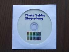 TIMES TABLES CD - LEARN THE TIMES TABLES