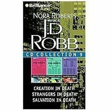 In Death: J. D. Robb Collecction : Creation in Death - Strangers in Death -...