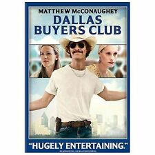 Dallas Buyers Club (DVD, 2014) GAY INTEREST FILM