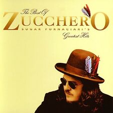 ZUCCHERO: THE BEST OF ZUCCHERO.GREATEST HITS (SPECIAL EDITION) CD 16 TRACKS NEU
