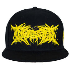 Authentic INGESTED Band Slam Kings Logo Embroidered Snapback Hat NEW