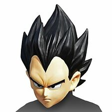 kb10 High Quality Mask Dragon Ball Vegeta Cosplay Anime New From Japan