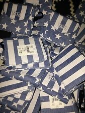 VN-0VU3EE6 Vans Adora Wallet denim stars strips blue white $22