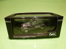 IXO 1:43 - CITROEN 2CV - 319 RALLY MONTE CARLO 1954 - RAC214  - IN  BOX