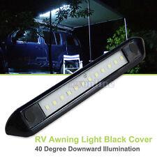 """12V 9.8"""" LED Awning Light RV Camper Trailer Boat Motor home Garden Annex Lamp"""