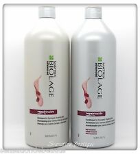 MATRIX Biolage Repair Inside Shampoo & Conditioner -33.8 fl oz / 1000 ml Duo