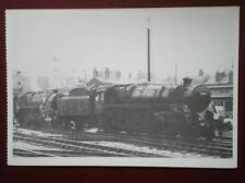 POSTCARD DOUBLE HEADER LOCOS NO 73050 & 73069 AT BOLTON 1968