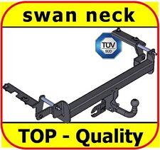 Towbar TowBall  Vauxhall Zafira B 2005 to 2011 / swan neck Tow Bar Tow Hitch