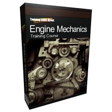 Motor mecánica Hidráulica Manual de capacitación Libro Cd