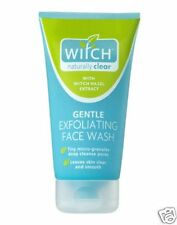 Witch Cleansing Gentle Exfoliating Face Wash Natural Witch Hazel Extract 150ml