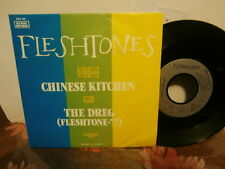 "fleshtones""chinese kitchen""single7""fr.or.fr.ill:pro158.rare promo"