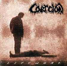 COERCION - lifework, MCD, entombed dismember grave autopsy carnage cadaver, NEW