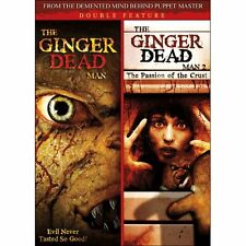 USED (GD) The Gingerdead Man / The Gingerdead Man 2: Passion of the Crust (Doubl