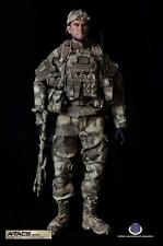"Cal-Tek 1/6 Scale 12"" A-TACS Advanced Tactical Action Figure CAL-8020"
