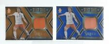 2015 Panini Select Soccer Daley Blind Two Card Patch Lot /99 /149 Netherlands