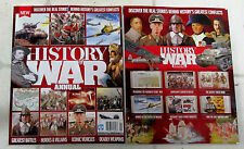 HISTORY Of WAR 2016 Annual GREATEST BATTLES Heroes Villains 178 Pages REAL STORY