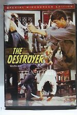 The Destroyer Special Widescreen Edition; Wang Yu ntsc import dvd