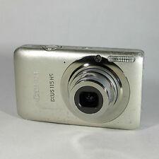 Canon IXUS 115 HS 12.1mp Digital Camera - Silver lens error