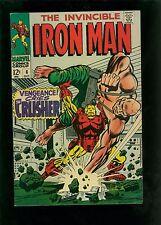 Iron Man 6 VG/FN 5.0 -  Large Scans