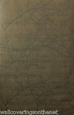 Stunning Leather Look, Branch / Tree Design, Paste the Wall, Heavyweight Vinyl