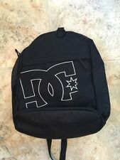 DC Slider Backpack Black - NEW with TAGS