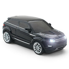 Official Range Rover Evoque Car Wireless Computer Mouse - Black