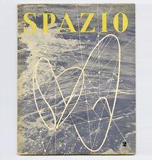 1950 Luigi Moretti SPAZIO Italian Art + Architect Mag MOLLINO Gardella LIBERA