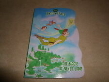 """Disney Classic Peter Pan Board Book, 2013~8"""" X 5"""", For Ages 3 & Up, BRAND NEW!!"""