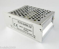 1pc 24W 12V 2A Regulated Switching Power Supply for CCTV Power Led Lights Strips