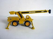 GESCHA 266  P&H MOBILE CRANE GRUE MOBILE TELESCOPIQUE 1/50 W GERMANY ETAT MOYEN