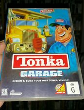 Tonka Garage PC GAME - FREE POST