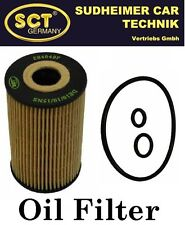 Seat Alhambra Altea Exeo Ibiza Leon Toledo Diesel Models Oil Filter SCT Germany