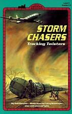 Storm Chasers (All Aboard Science Reader)-ExLibrary