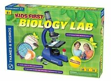 Thames & Kosmos KIDS FIRST BIOLOGY LAB 635213 Microscope Science Lab For Kids