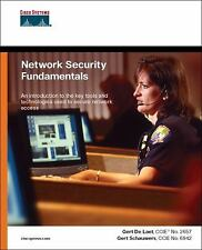 Network Security Fundamentals by DeLaet, Gert, Schauwers, Gert