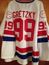 Wayne Gretzky Signed Autographed 1979 WHA All-Star Jersey