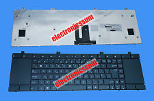 For ASUS NX90 NX90JQ MP-09P76GB9528 04GNZ01KUK00-210453000664 Keyboard UK Black