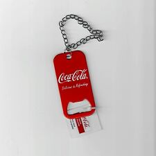 Coca-Cola Dog Tag Bottle Opener - FREE SHIPPING