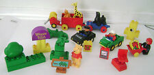 Lego Duplo Winnie The Pooh + Vehicles Community Helpers Zoo Animals + Vintage
