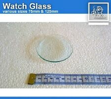 watch glass 125mm x 2 dish crystal chemistry