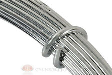 39 Ft. Silver Aluminum Craft Wire 12 Gauge Jewelry Making Beading Wrapping