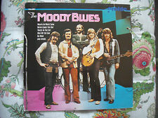 Moody Blues, The Moody Blues, Schallplatte, LP, Vinyl