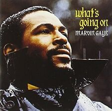 Marvin Gaye what's going on (1971; 09 tracks, Remastered)